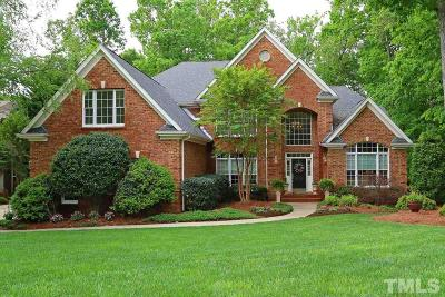 Chapel Hill Single Family Home For Sale: 541 The Preserve Trail