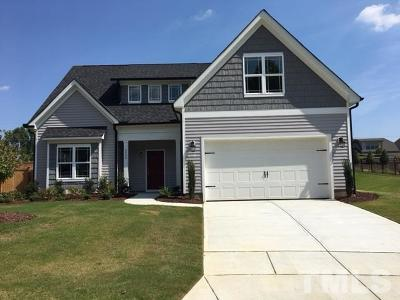 Tyler Park Single Family Home For Sale: 2000 Temple Hills Way #Lot 32