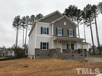 Durham Single Family Home For Sale: 5 Bonsack Court