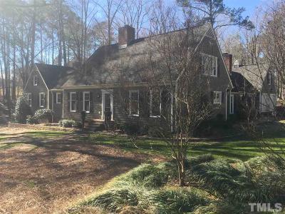 Sanford Single Family Home For Sale: 2201 Lakeland Drive