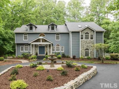 Raleigh Single Family Home For Sale: 9805 Pentland Court