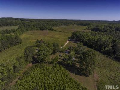 Orange County Residential Lots & Land Contingent: 3005 Old Greensboro Road