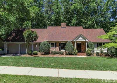 North Ridge Single Family Home For Sale: 1909 Hunting Ridge Road