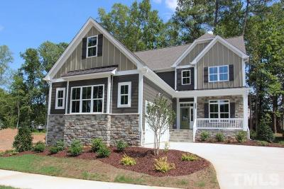 Raleigh Single Family Home For Sale: 2404 Goudy Drive
