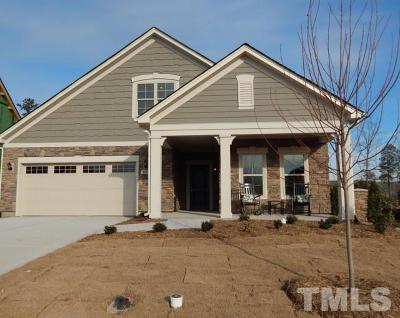 Durham Single Family Home For Sale: 1007 Restoration Drive #56