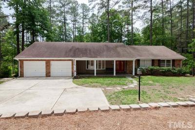 Sanford Single Family Home For Sale: 1909 Holiday Road