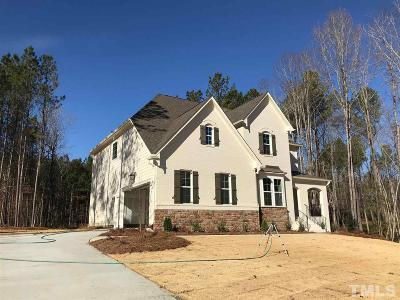 Garner Single Family Home Pending: 5004 Glen Creek Trail