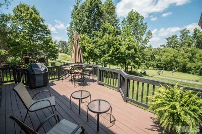 Raleigh Single Family Home For Sale: 9108 Winged Thistle Court