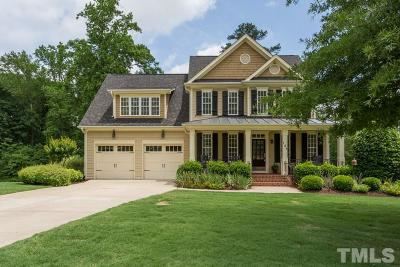 Holly Springs Single Family Home Contingent: 124 Danagher Court