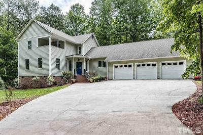 Durham Single Family Home For Sale: 3104 Stepping Stone Lane
