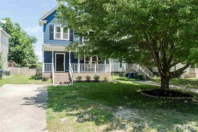 Raleigh Single Family Home For Sale: 1720 Sagamore Court