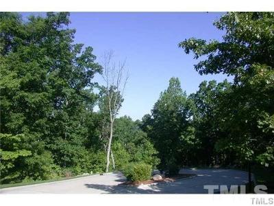 Chatham County Residential Lots & Land For Sale: 23925 Cherry