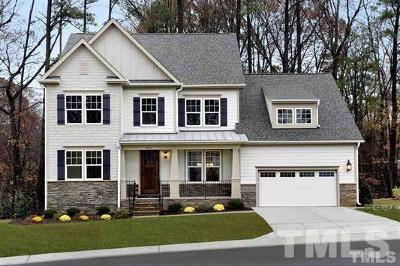 Raleigh Single Family Home For Sale: 1320 Mill Glen Circle