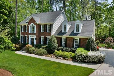 Durham Single Family Home For Sale: 3011 Wild Meadow Drive