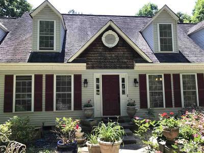 Louisburg Single Family Home For Sale: 125 Shawnee Drive