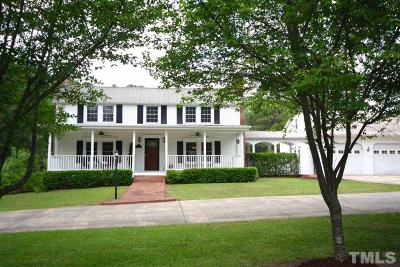 Sanford Single Family Home For Sale: 130 Cotten Road