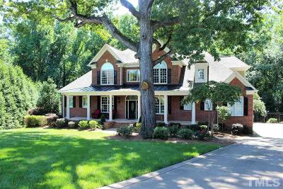 Single Family Home For Sale: 2200 Center Spring Court