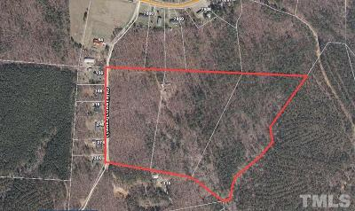 Holly Springs Residential Lots & Land For Sale: Clarks Corner Road