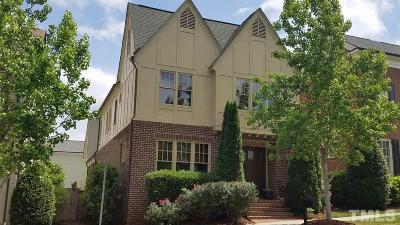 Chapel Hill Single Family Home For Sale: 404 E Winmore Avenue