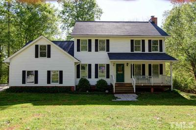 Single Family Home For Sale: 60 Stacey Court