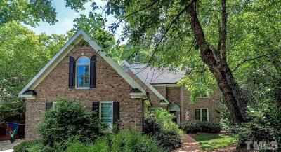 Wessex Single Family Home For Sale: 201 Midenhall Way