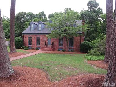 Dunn Single Family Home For Sale: 877 Chicora Club Drive