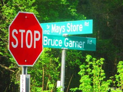 Granville County Commercial Lots & Land For Sale: Bruce Garner Road