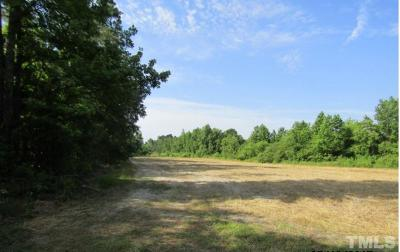 Lee County Residential Lots & Land For Sale: 650 Joe Matthews Road