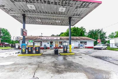 Granville County Commercial For Sale: 102 E Tally Ho Road