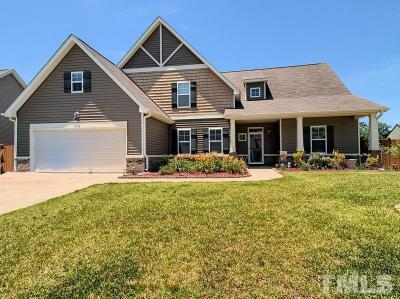 Knightdale Single Family Home For Sale: 5013 Stonewood Pines Drive