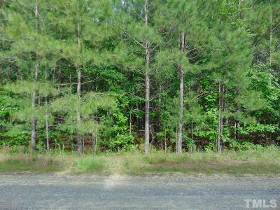 Residential Lots & Land For Sale: 17 Tar River Lane