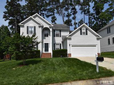 Durham Single Family Home For Sale: 208 Landreth Court