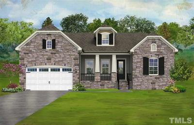 Cary Single Family Home Pending: 132 Damsire Way #MF Lot #