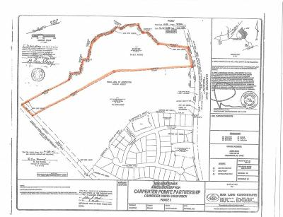 Durham County Residential Lots & Land Contingent: 2915 Carpenter Road