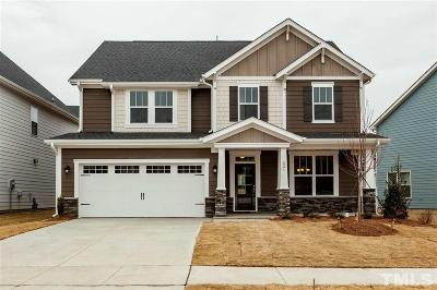 Holly Springs Single Family Home Pending: 221 Mystwood Hollow Circle #Lot 79