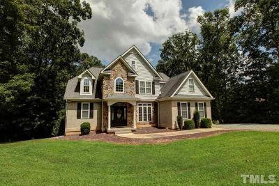 Single Family Home For Sale: 101 Oak View Drive