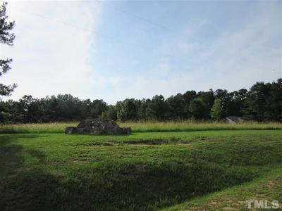 Zebulon Residential Lots & Land For Sale: 2501 Gray Hawk Trail