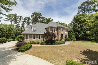 Holly Springs Single Family Home For Sale: 208 Creekvista Drive