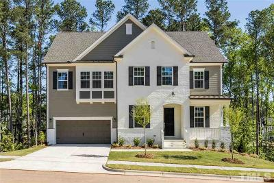 Cary Single Family Home For Sale: 1036 Dozier Way #108