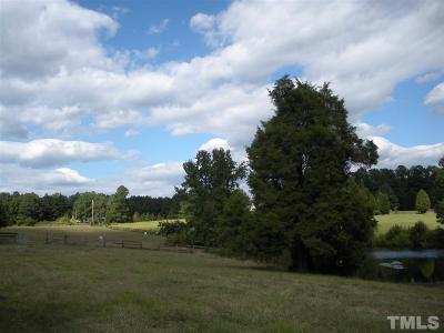 Wake County Residential Lots & Land For Sale: Castleberry Road