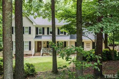 Raleigh Single Family Home For Sale: 4924 Birchleaf Drive