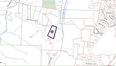Durham County Residential Lots & Land For Sale: 2350 Coley Road