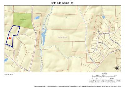 Durham County Residential Lots & Land For Sale: 6211 Kemp Road