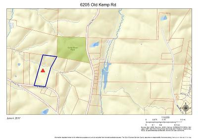 Durham County Residential Lots & Land For Sale: 6205 Kemp Road