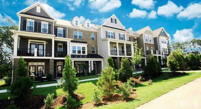 Holly Springs Townhouse Pending: 67 Skymont Drive