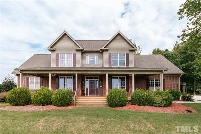 Oxford Single Family Home For Sale: 6537 Alvis Brooks Road