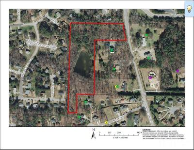 Cary Residential Lots & Land Pending: 917 Reedy Creek Road
