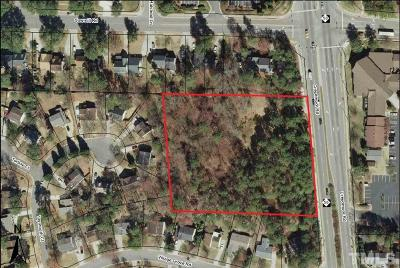 Wake County Residential Lots & Land For Sale: 7001 Creedmoor Road