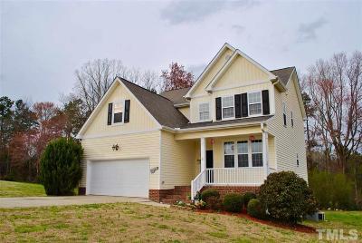 Mebane Single Family Home For Sale: 4965 Homestead Drive