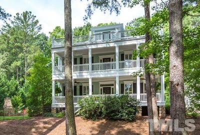 Raleigh Single Family Home For Sale: 3338 Cheswick Drive